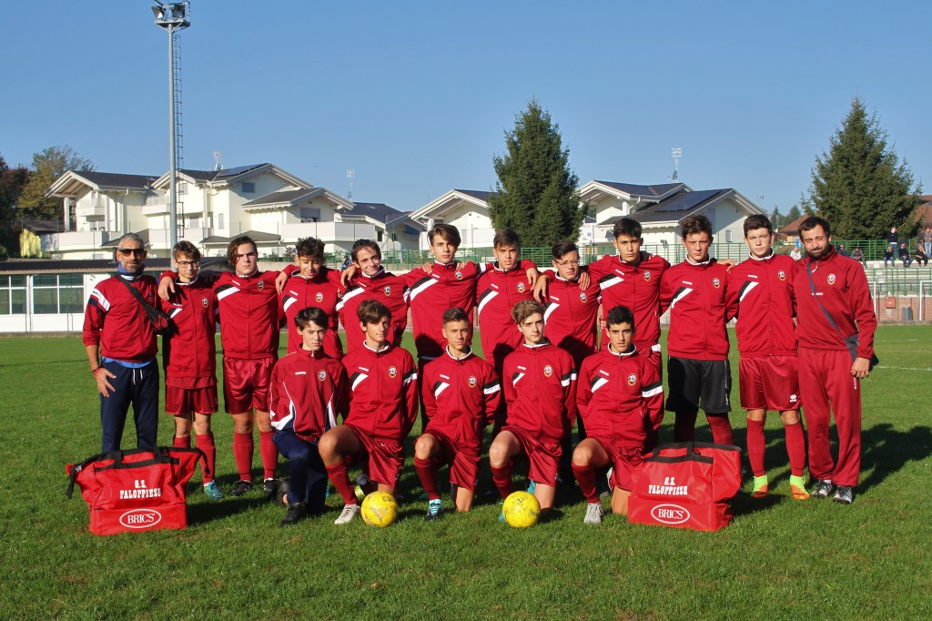 Faloppiese ALLIEVI B 2002