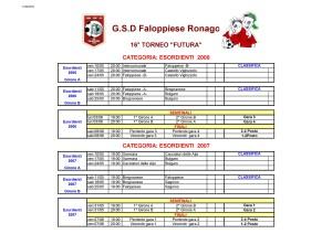 Calendario 2006_2007