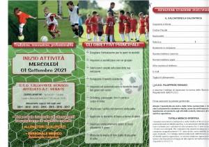 Scuola Calcio 2021-22 1